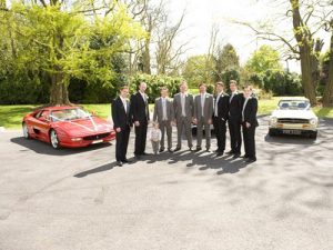 Grooms Cars Hire