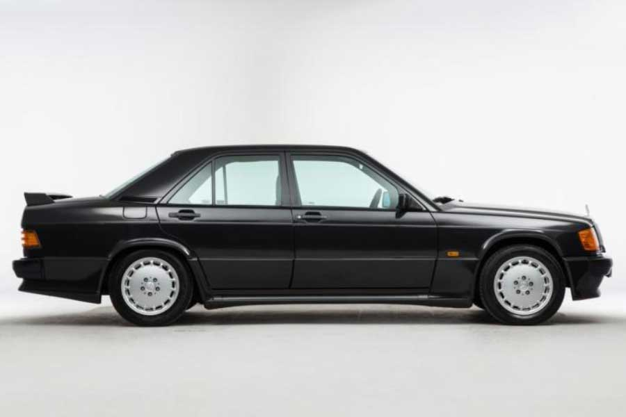 Mercedes 190E Cosworth - available to hire in Essex for up