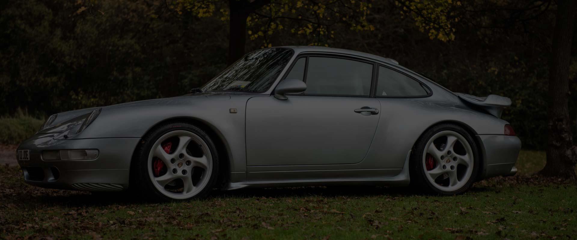 Wedding Cars - Porsche