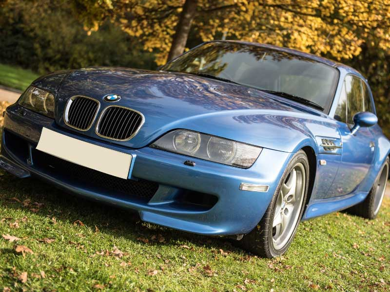 BMW Z3M Coupe