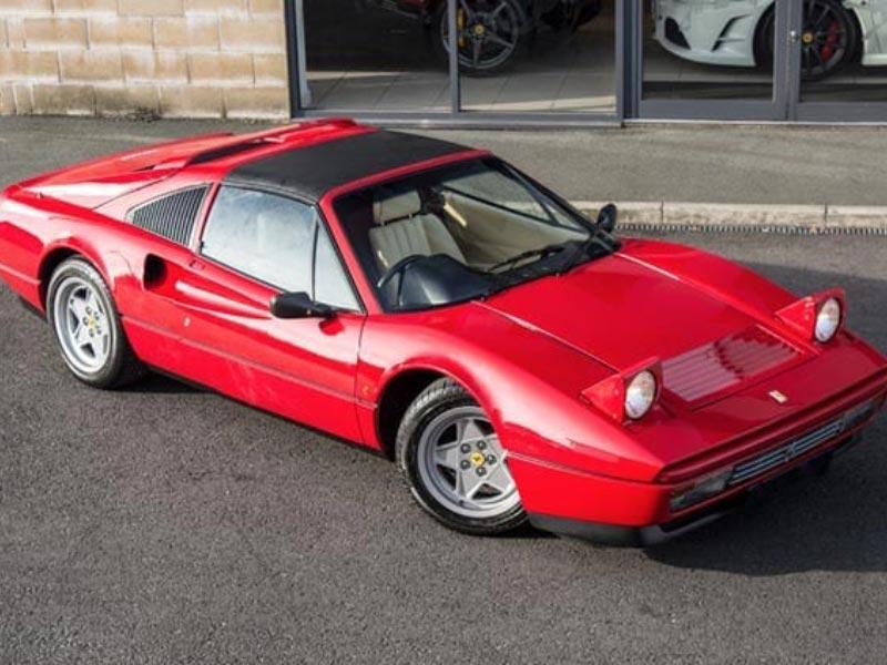 Ferrari 328 Gran Turismo Spider